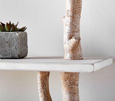 Birch Shelf