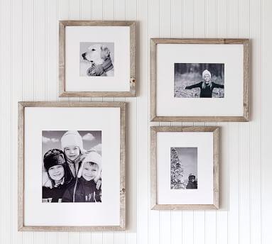 Wood Gallery, 8x10 - Black