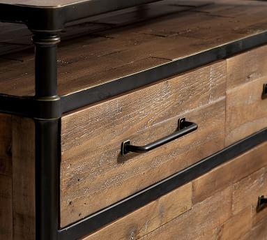 Juno Reclaimed Wood Dresser, Neutral