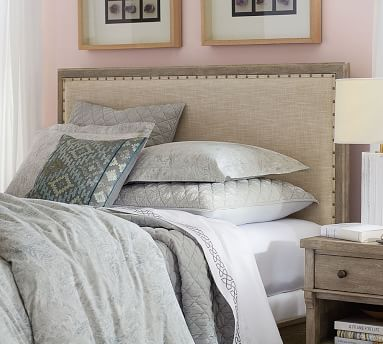 Toulouse Bed, King, Gray Wash