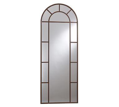 """Distiller Arch Floor Mirror, 30 x 82"""""""