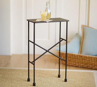 Zane Accent Table, Black