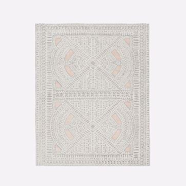 Dynasty Rug, Rosette, 8'x10'