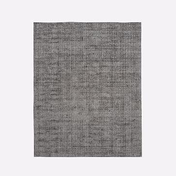 Patina Rug, Asphalt, 8'x10'