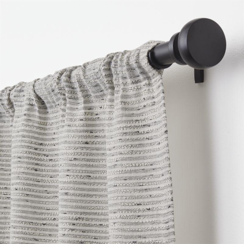 Vesta Textured Curtain Panel 50x84