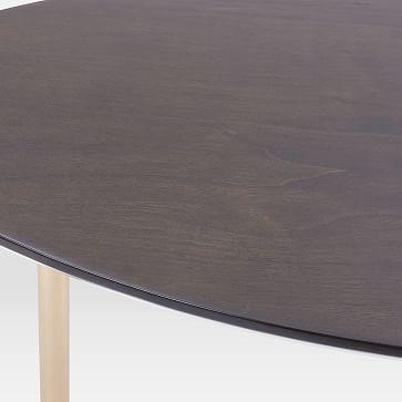 Charley C-Side Table, Dark Mineral