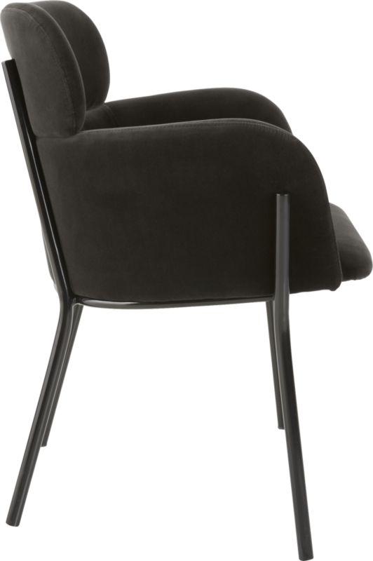 Azalea Grey Mink Chair