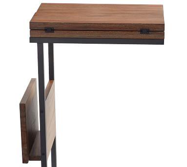 Allen C-Table, Wood