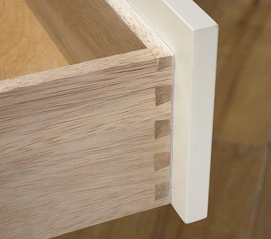 Catalina Dresser, Simply White