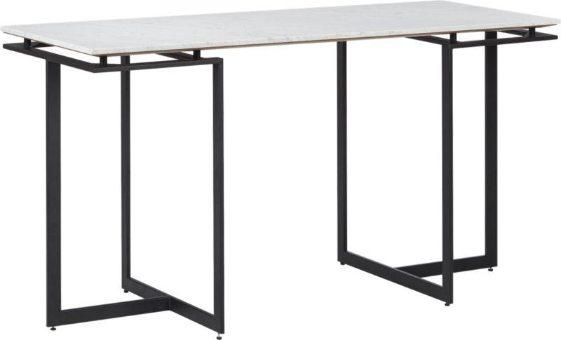 Fullerton Modular Desk with 2 Legs