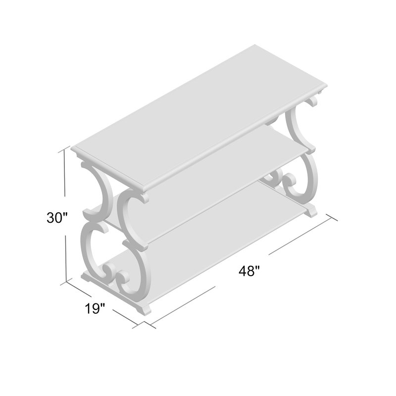 Noisettier Console Table