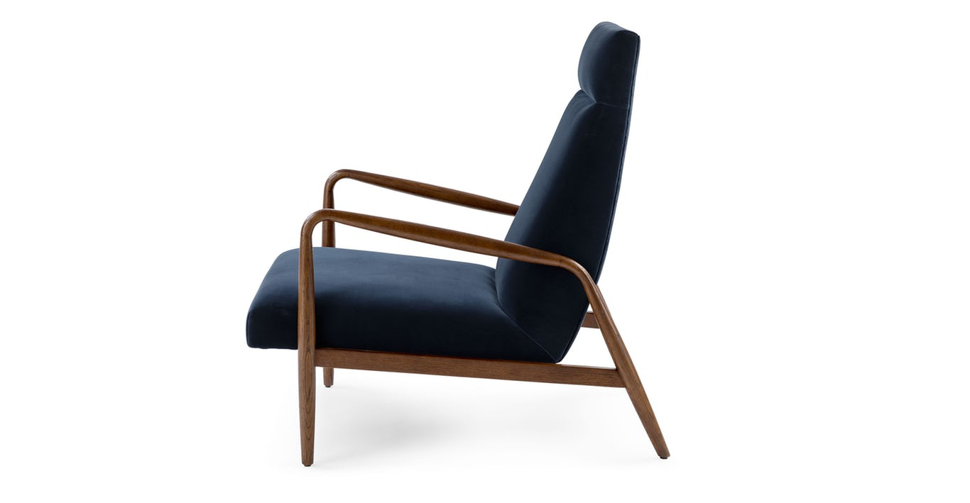 Pender Cascadia Blue Chair