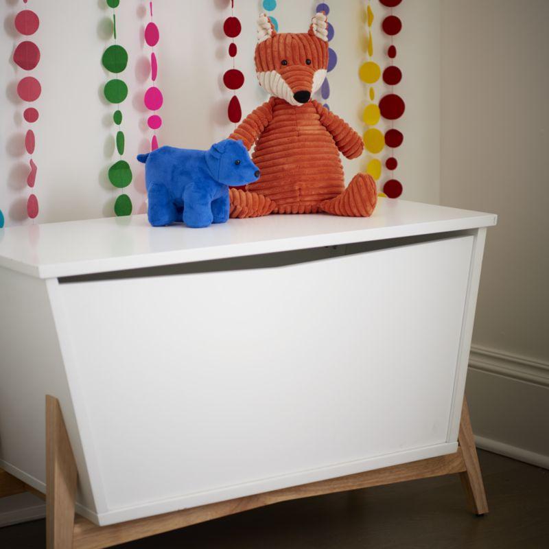 Parkside Modern Toy Box
