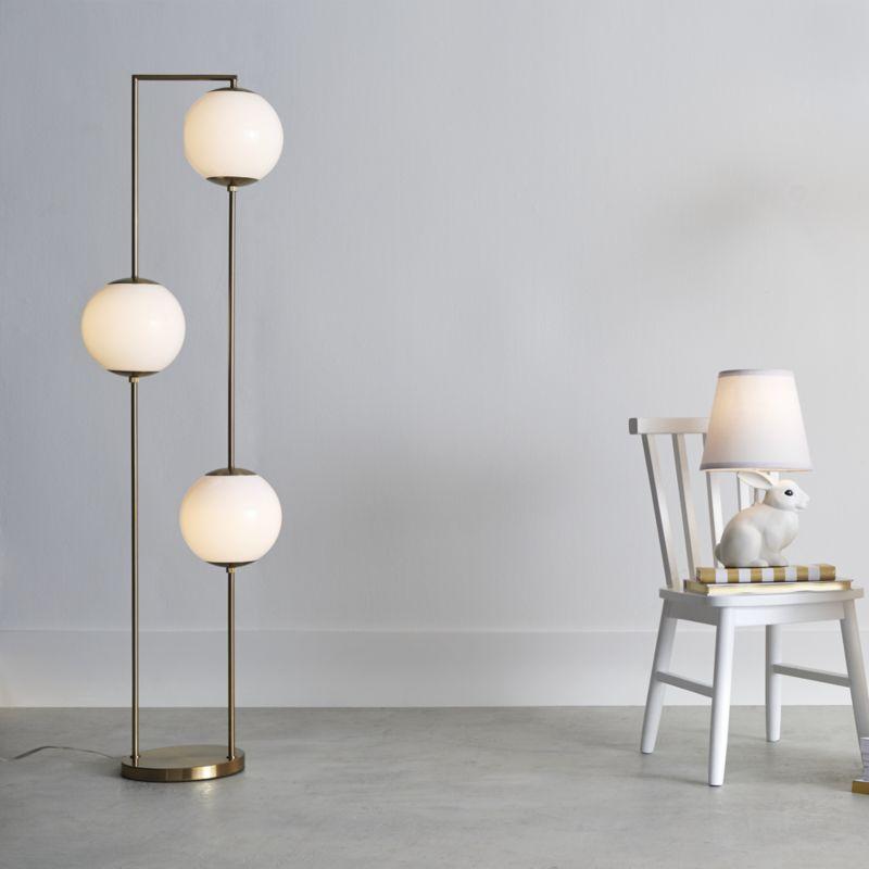 White Rabbit Lamp