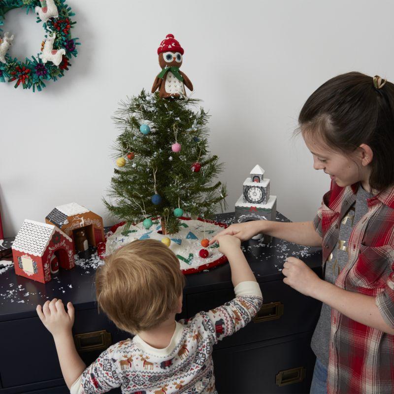 Kids Navy Blue Campaign Wide Dresser