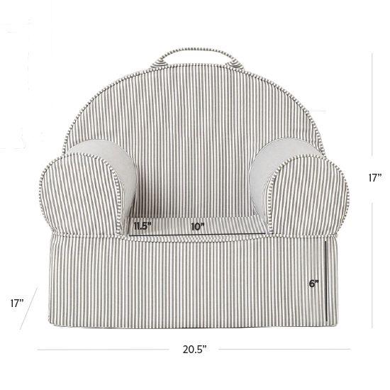 Small Khaki Star Nod Chair Personalized