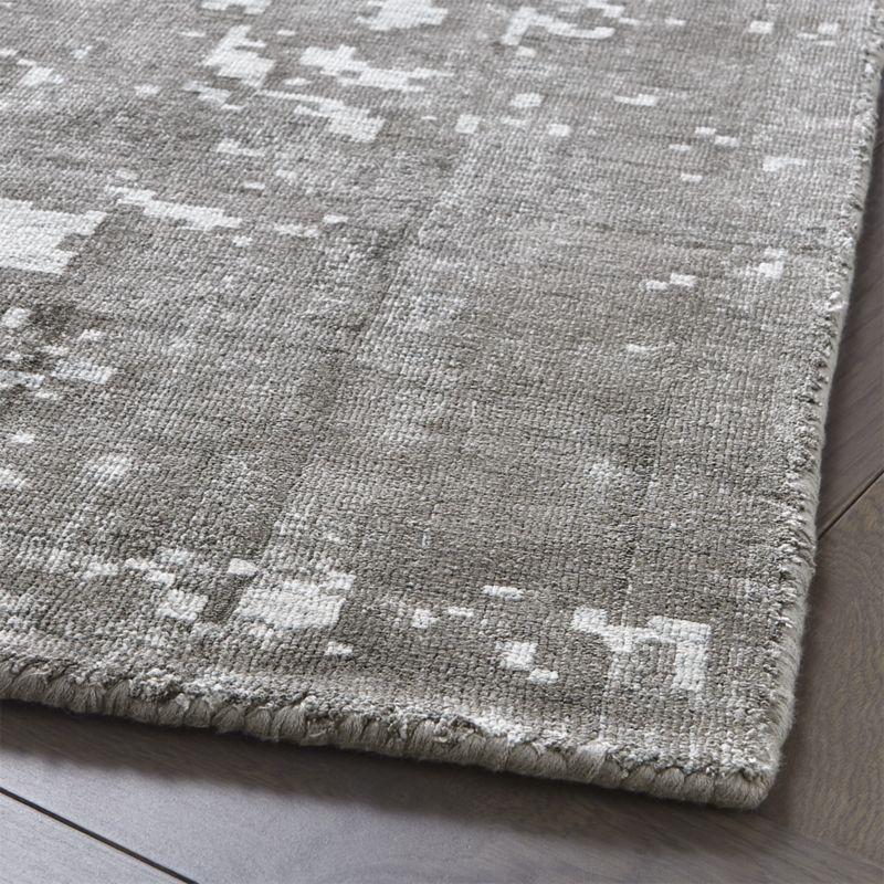 Orana Grey Print Rug 9'x12'