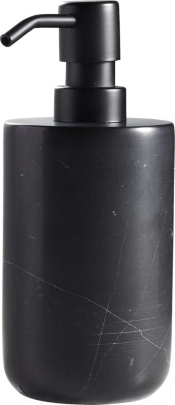 Nexus Black Marble Tank Tray