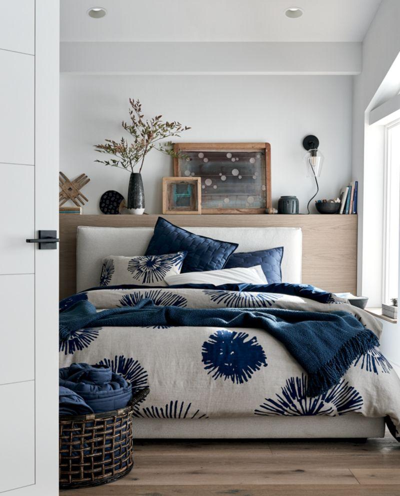 Lotus California King Bed
