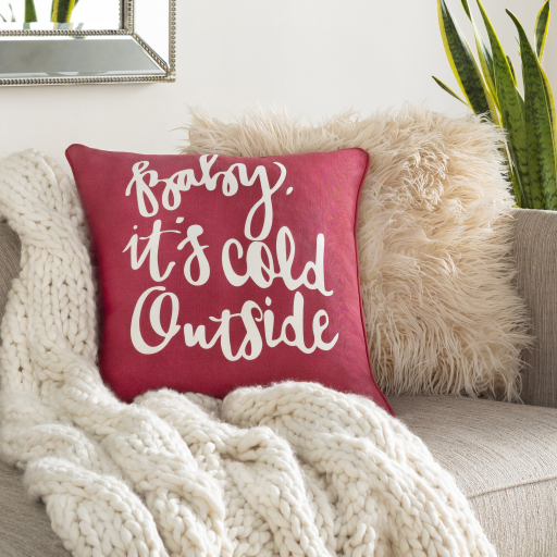 """Holiday - HOLI-7275 - 18"""" x 18"""" - pillow cover only"""