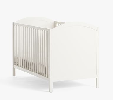 Austen Convertible Crib, Simply White, UPS