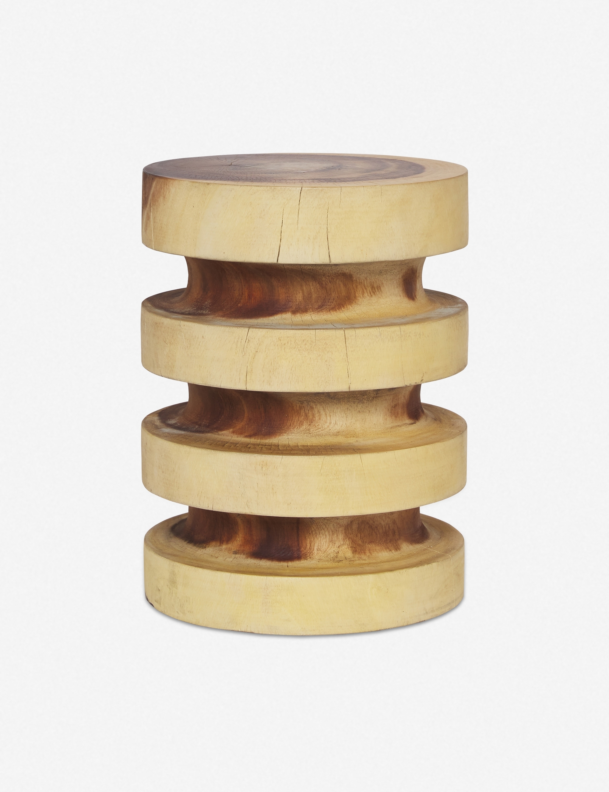 Tay Side Table and Stool