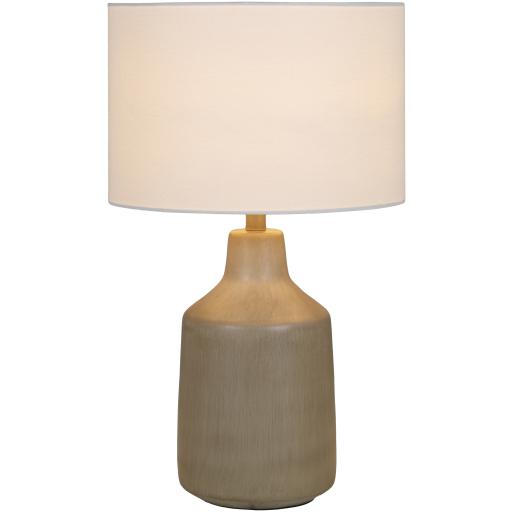 Harper Table Lamp, Ivory