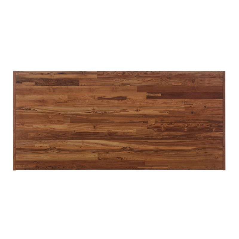 """Lakin 61"""" Recycled Teak Extendable Dining Table"""