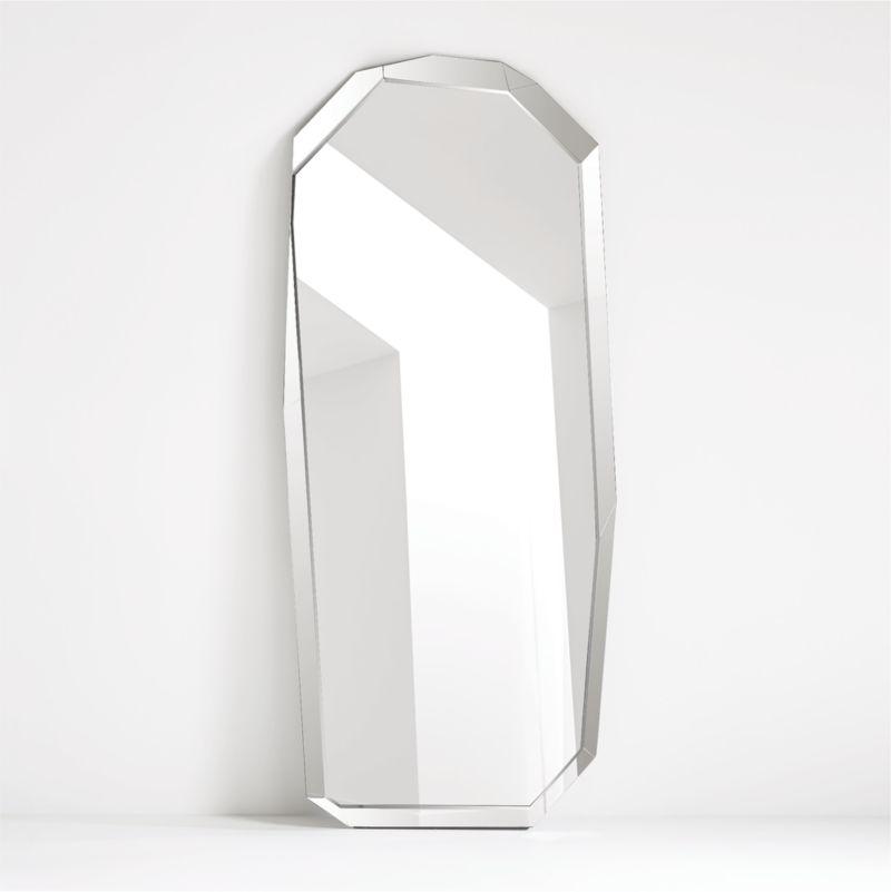 Orezi Geometric Floor Mirror