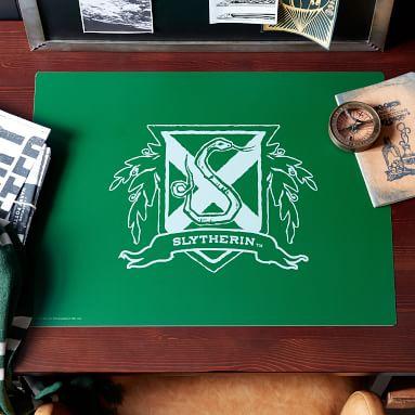 HARRY POTTER(TM) Desk Mat, Slytherin, 24x18