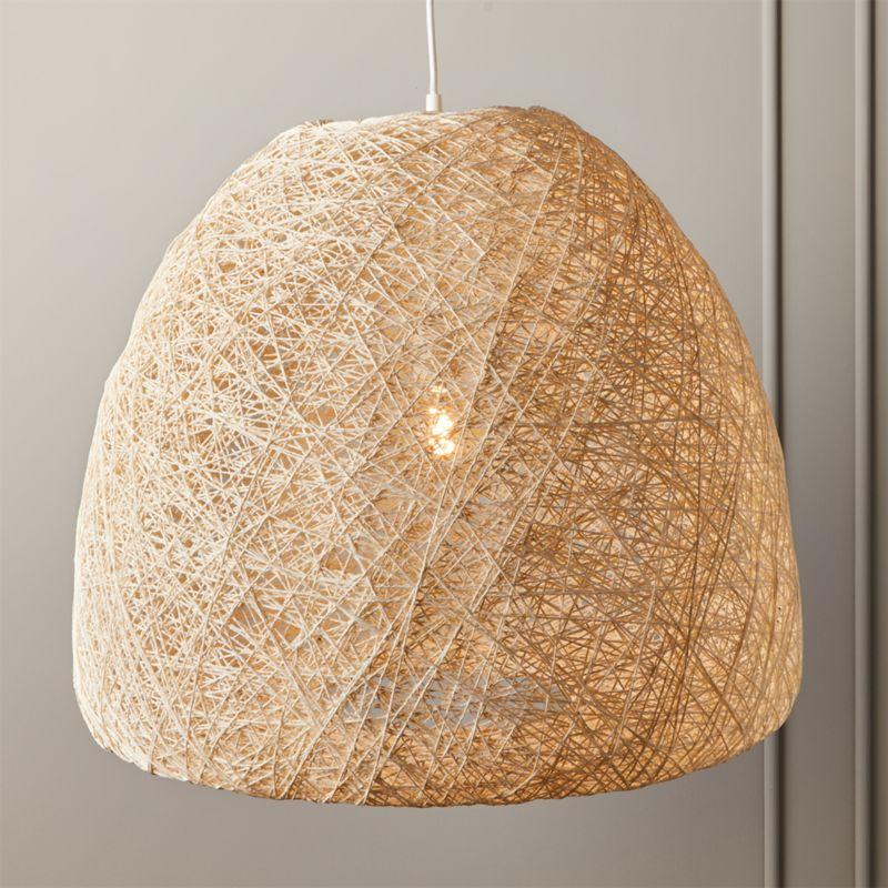 Vesper String Pendant Light