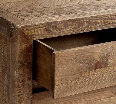 Hensley Reclaimed Wood 6-Drawer Dresser