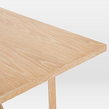 Modern Oak Dining Table