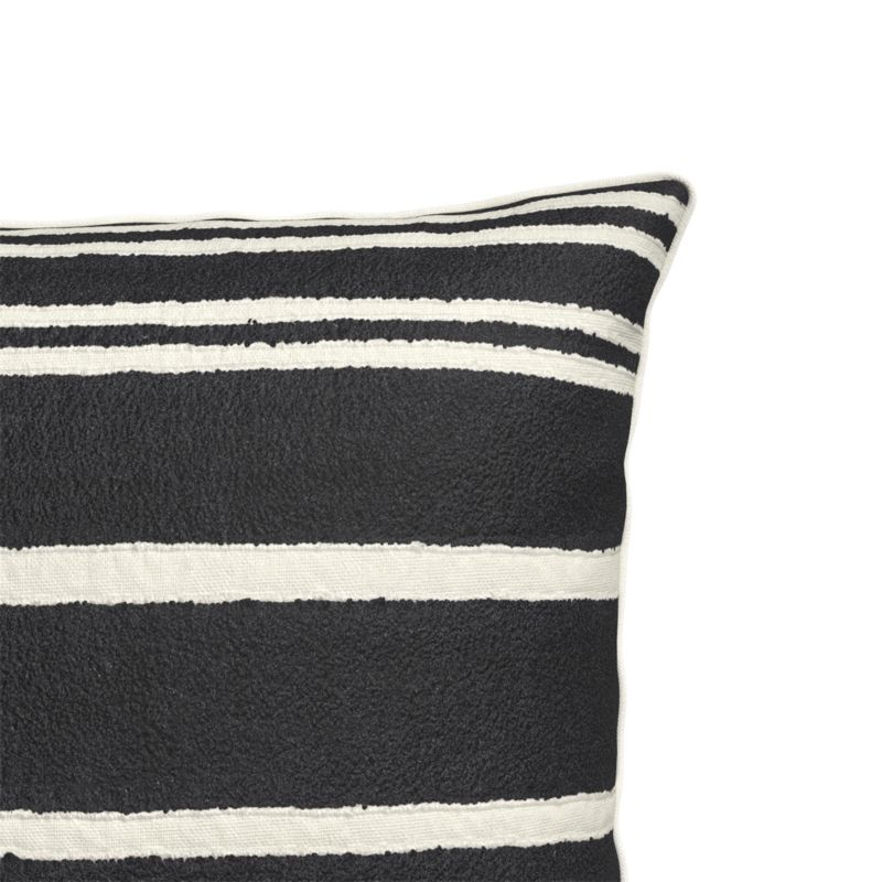 Mohave Wide Stripe Outdoor Pillow