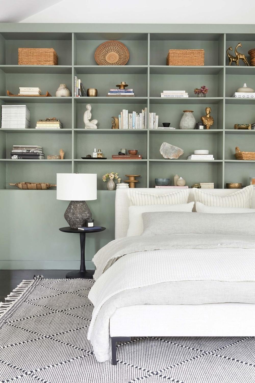 Deva Linen Platform Bed, Talc California King