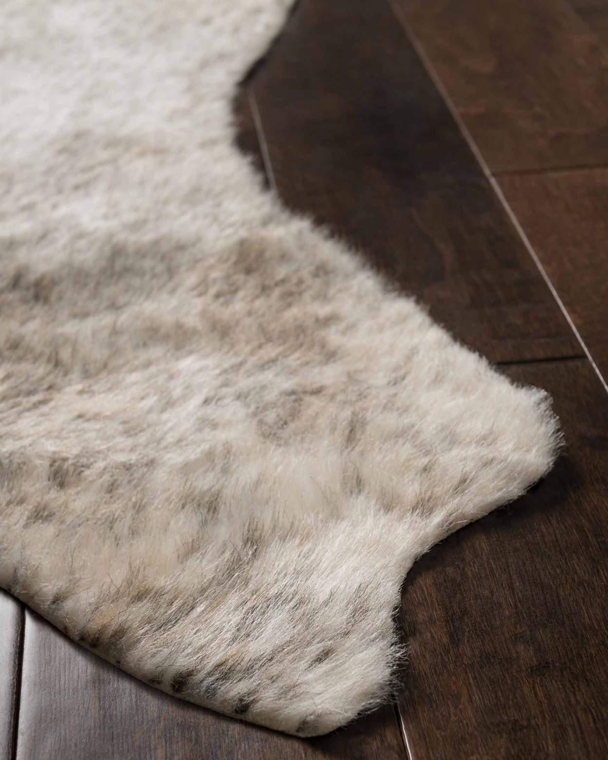 """Grand Canyon Collection Rug, Gray & Ivory, 3'10"""" x 5'"""
