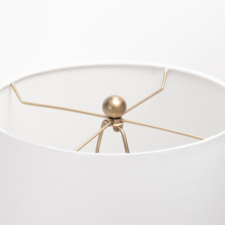 "Eagan 24"" Glass Table Lamp"