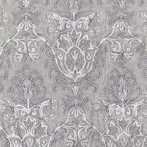 """Savanna Lumbar Pillow Cover, 20"""" x 13"""", Gray"""