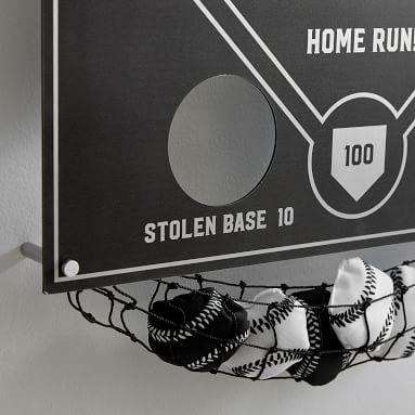 Baseball Beanbag Toss Game