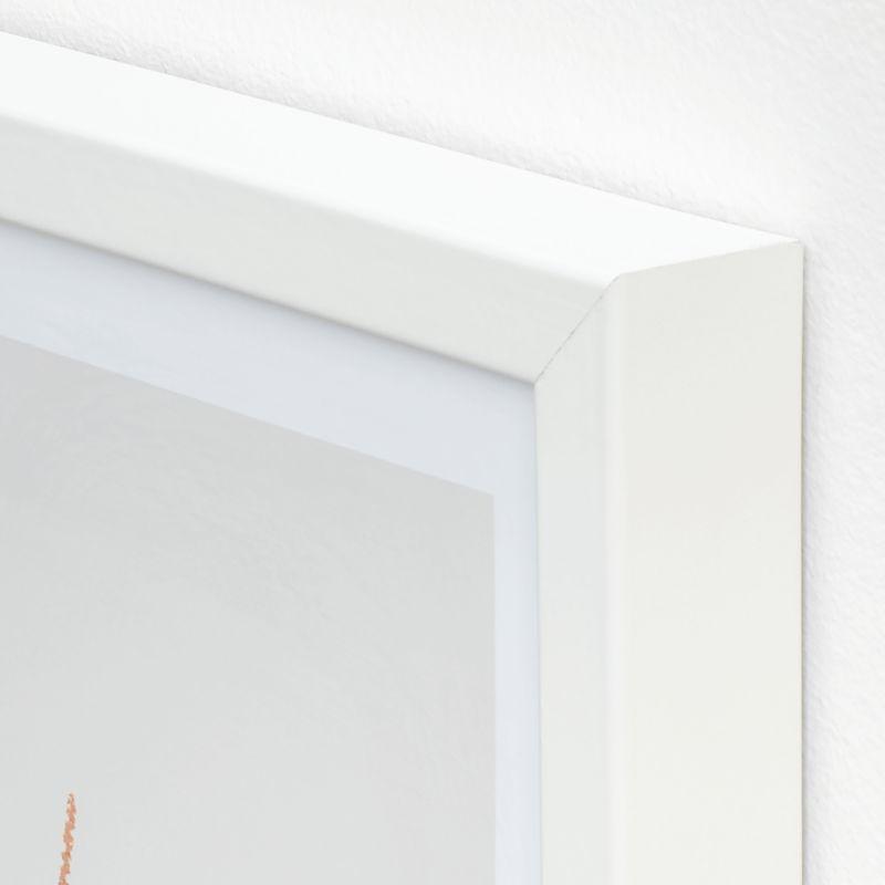 Sun Ray Mid-Century Framed Wall Art