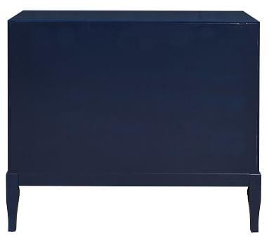 Branchbury Storage Cabinet, Blue