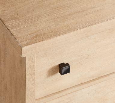 Sumatra 6-Drawer Dresser, Bone White