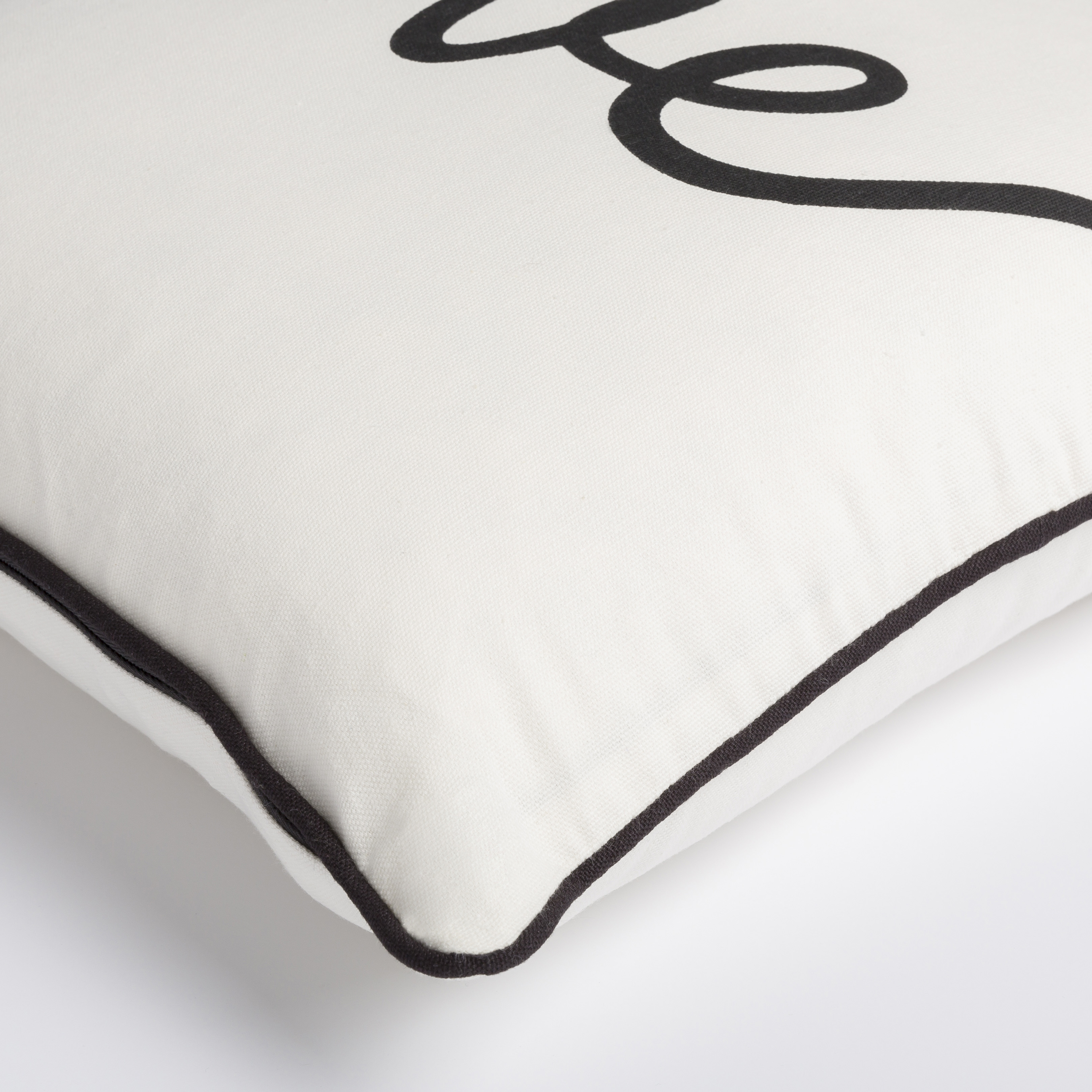 """Glyph - GLYP-7096 - 18"""" x 18"""" - pillow cover only"""