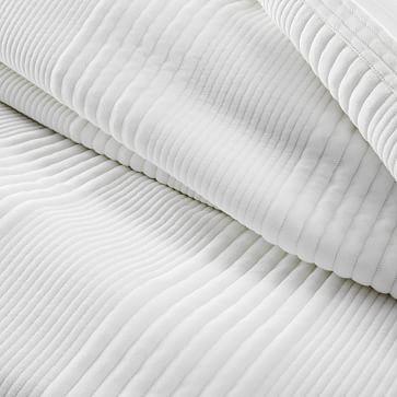 Cotton Jersey Cloud Duvet, Full/Queen, Stone White