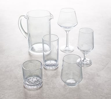 Happy Hour Wine Stem - Aqua, Each