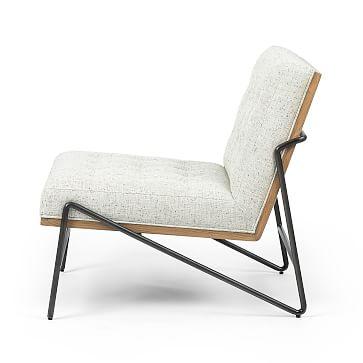 Angled Legs Chair