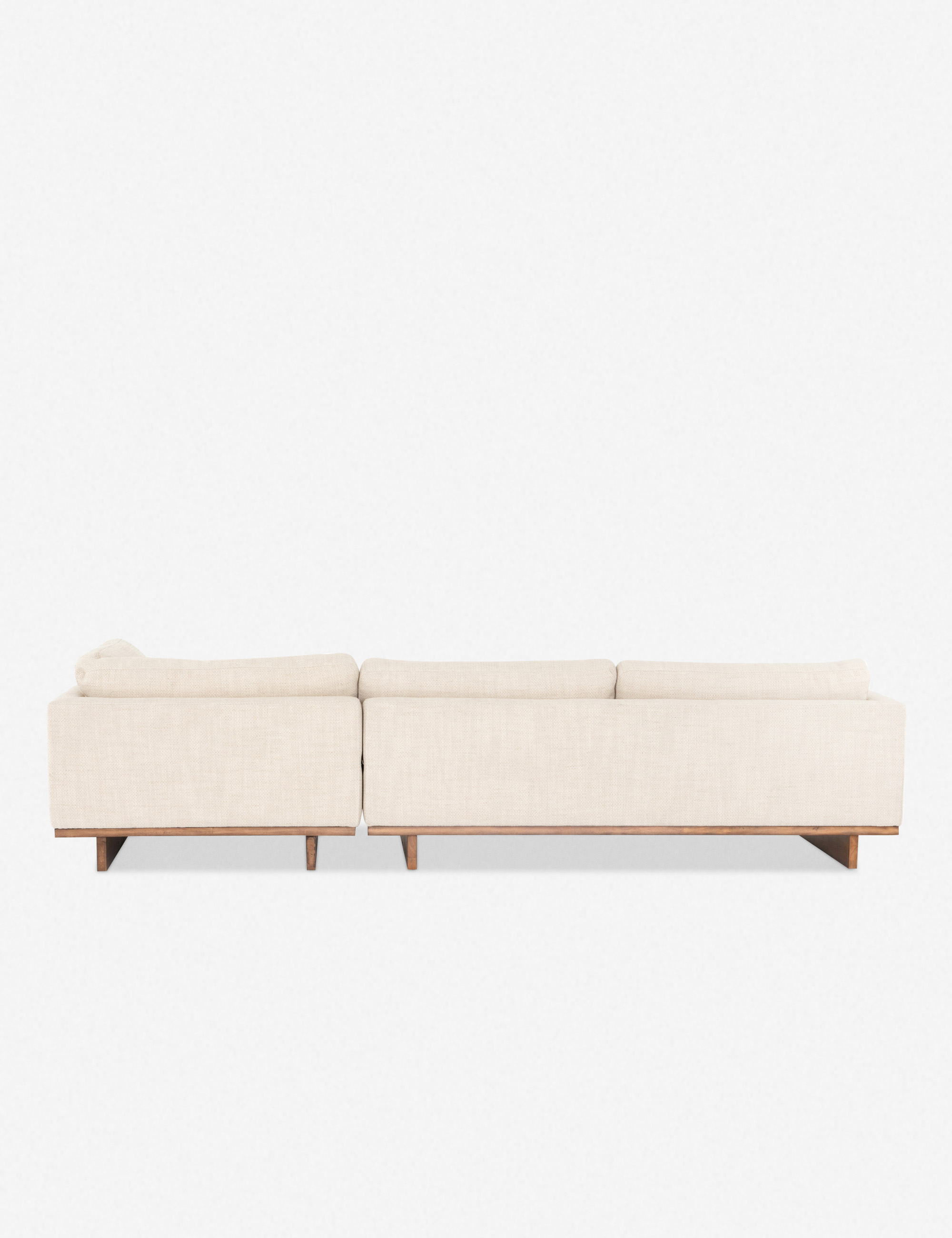 Ansley RAF Sectional, Irving Taupe