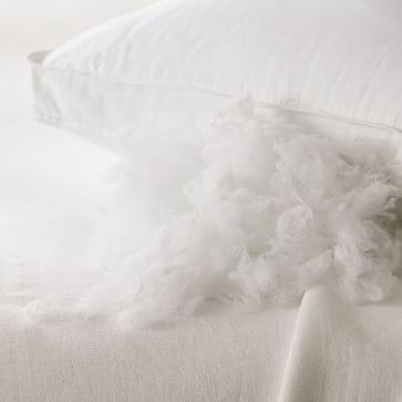 Down Alternative Pillow Insert, Euro Pillow, Medium