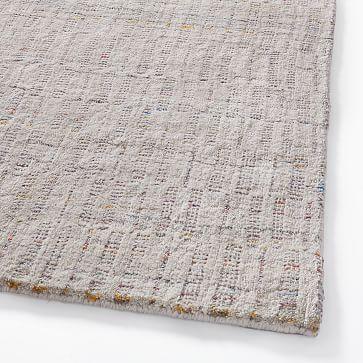 Shino Rug, 8'x10', Frost Gray