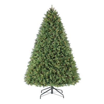 Home Decorators Collection 9 ft Lachlan Balsam Fir LED Pre-Lit Artificial Christmas Tree with 2040 Color Changing Lights with 7 Functions